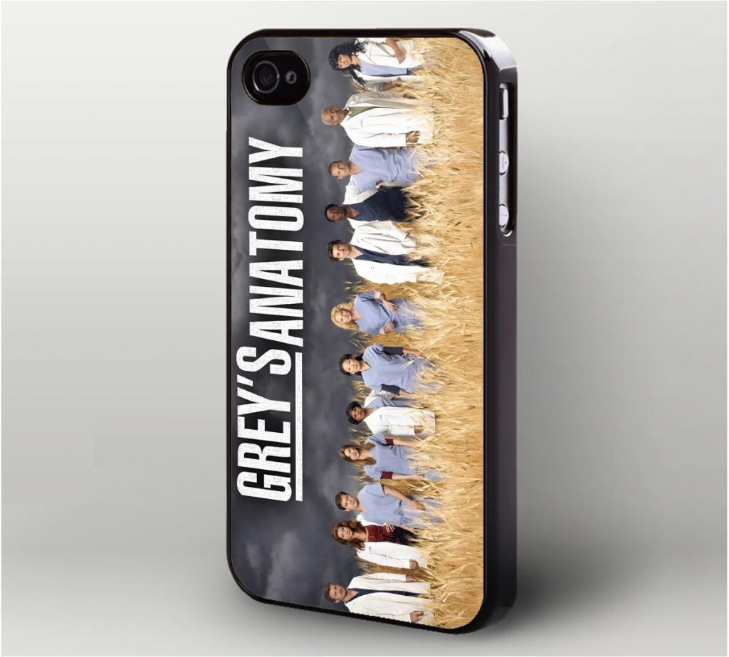Grey\'s Anatomy iPhone 4 Case, iPhone 4s Case | iPhone cases ...