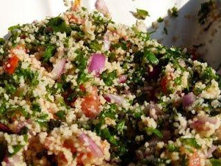 Taboulet Libanais - So fresh and tasty! #tabuletsalat