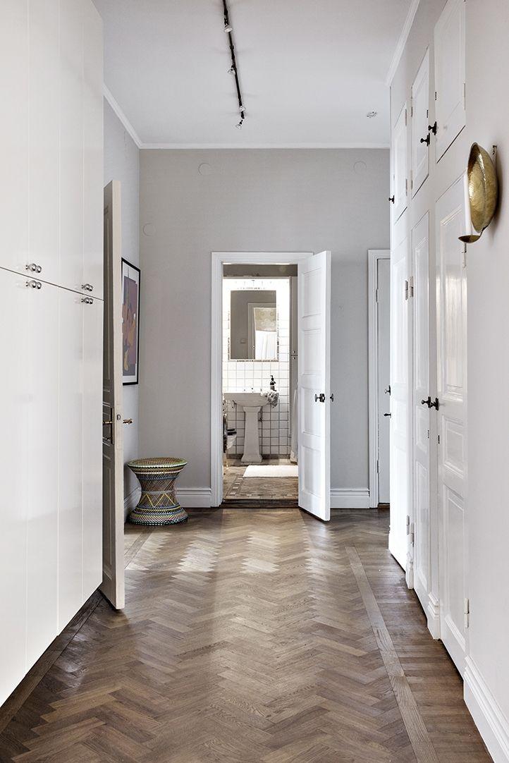 Hall med inbyggd förvaring for rent Pinterest Scandinavian - hm wohnung in wien design destilat