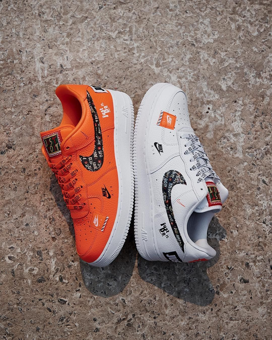 Out now the nikesportswear air force 1 just do it
