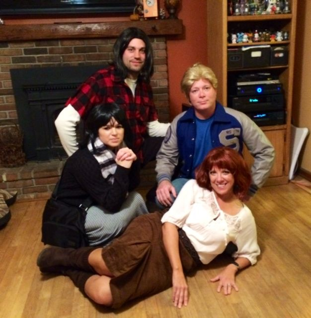 13+ 80S Fashion Outfits Costumes Breakfast Club