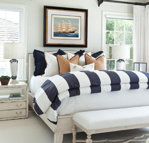 101 Beach Themed Bedroom Ideas Home Bedroom Coastal Bedrooms