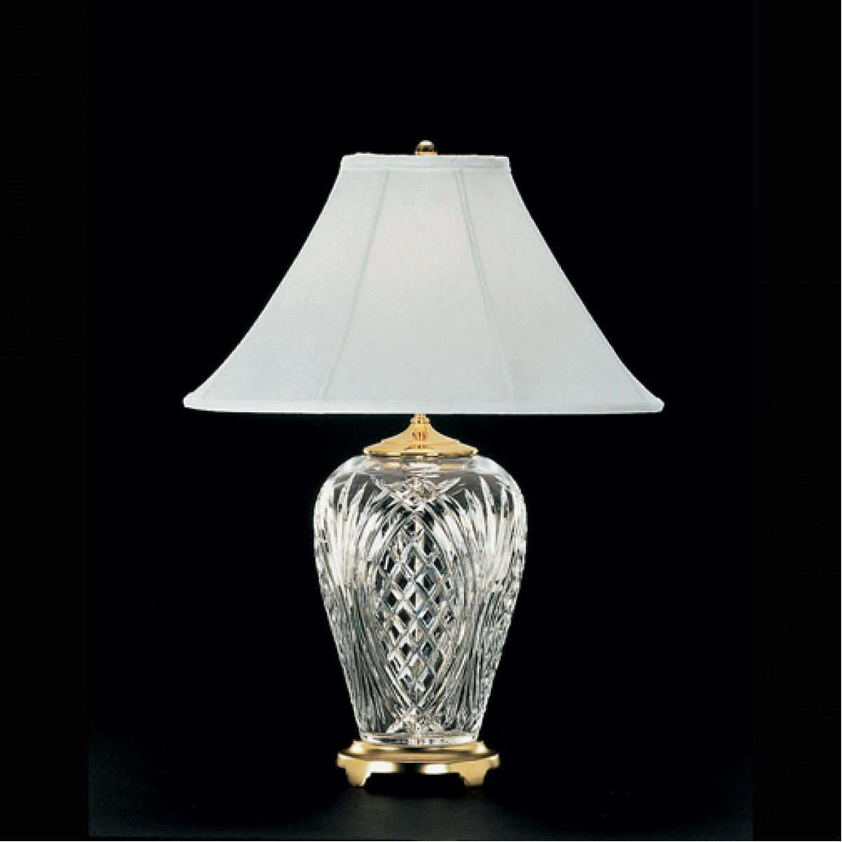 Waterford Lighting Kilkenny Table Lamp 29 Polished Br