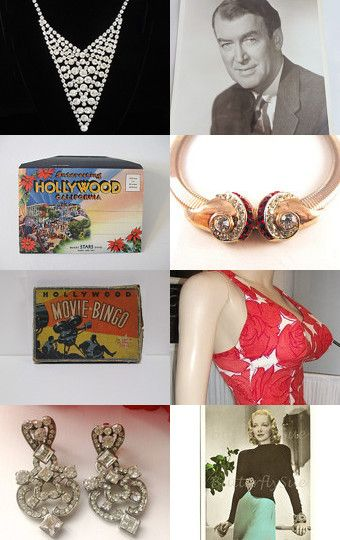 Old Hollywood by ElegantGentleman on Etsy--Pinned with TreasuryPin.com