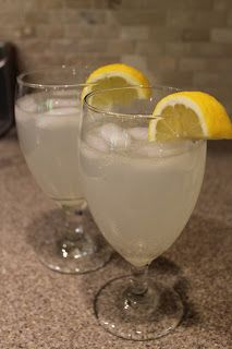 ~Ohio Thoughts~: Lemonade Vodka Thirst Quencher