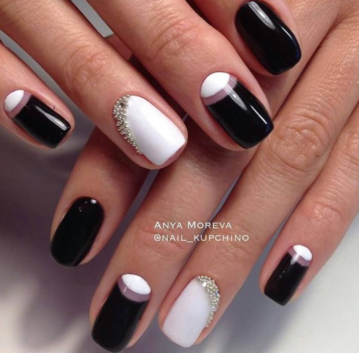 Pin by URSZULA NAILS on ! * * * NAIL : DESIGN\'S | Pinterest ...