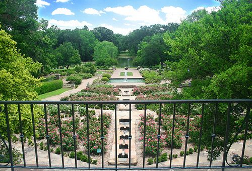 Botanical Gardens - Fort Worth, TX ... One of our favorite places to ...