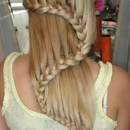 Más notable probar peinados online Galeria De Cortes De Pelo Tendencias - 20 peinados para niñas que tienes que probar con tu hija ...
