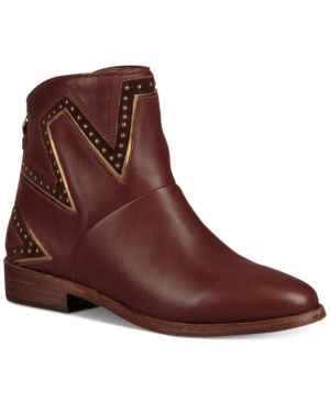 Booties Boots Brown Ugg Ankle Shoe Lars 5Products 6 nwv80ymNO