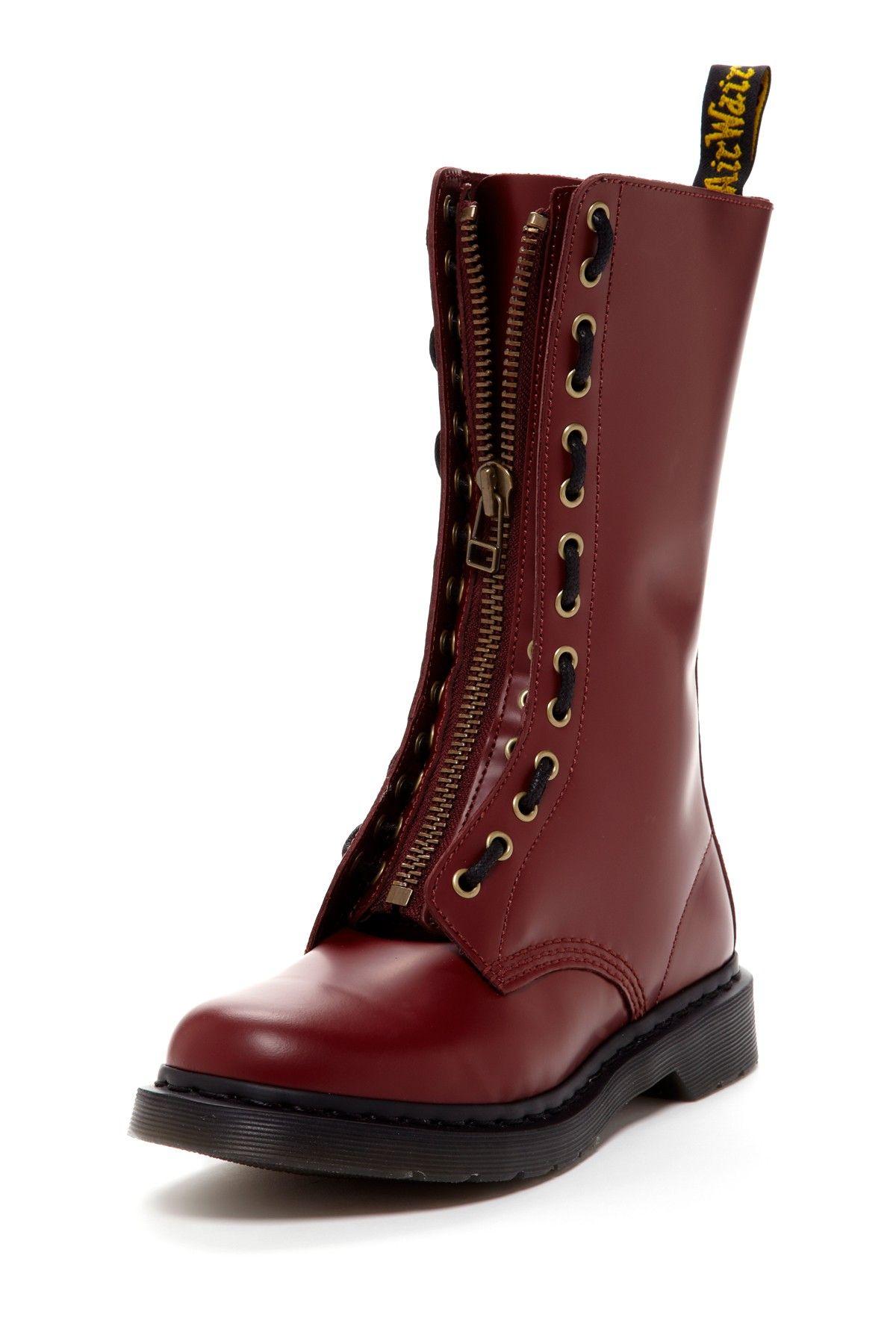 4d93caa95bd Dr. Martens Rimba Jungle Boot Gothique