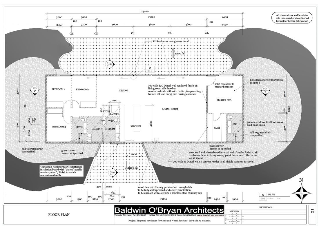 Baldwin O Bryan Are Experienced In Building Underground Houses Designed For Energy Efficiency And Underground Homes Underground House Plans Eco House Design