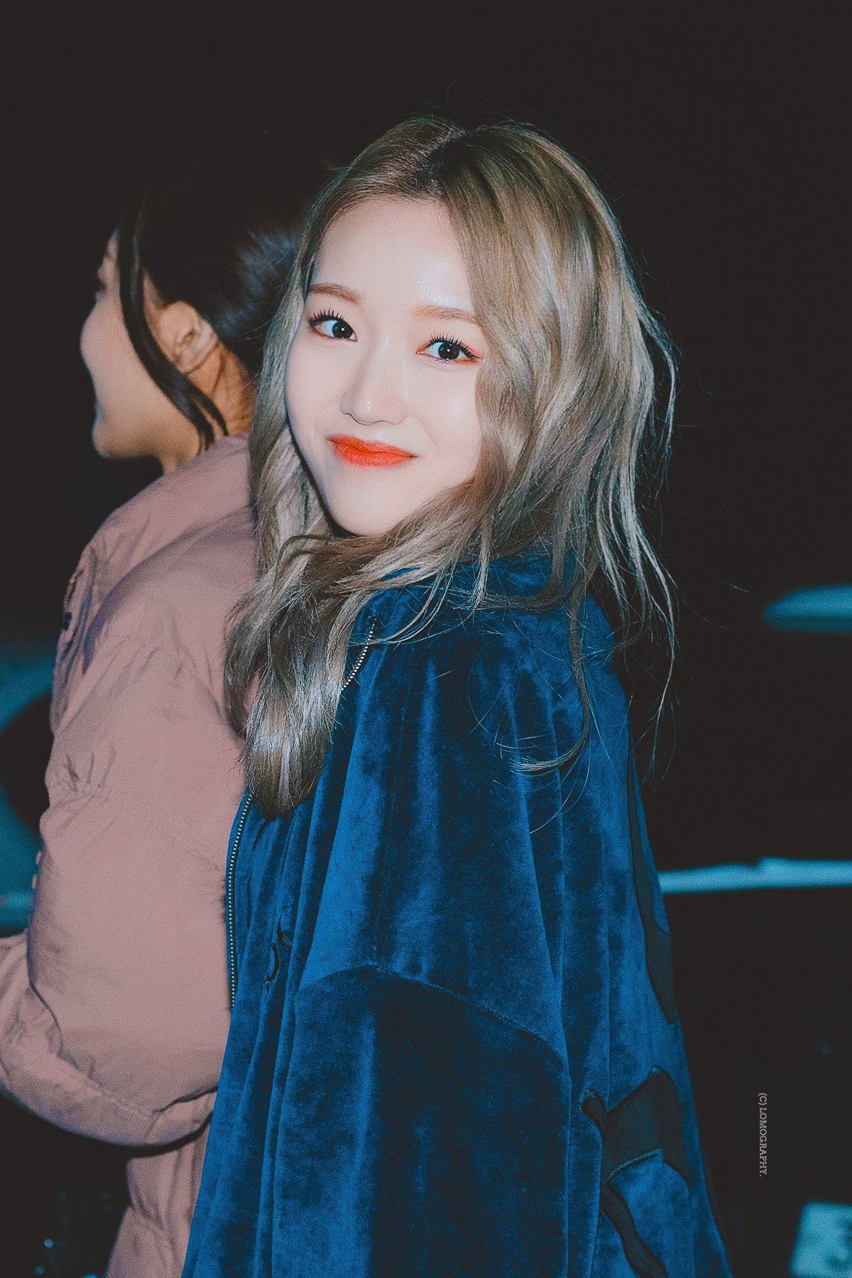 Pin By Gabs With B On Loona Gowon Loona Lomography Kpop Girls