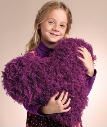Heart Cushion: #knit #knitting #free #pattern #freepattern #freeknittingpattern #knittingpattern