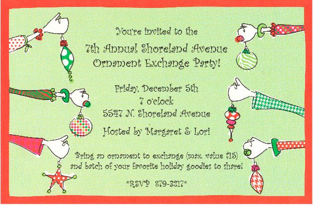 Planning A Holiday Ornament Exchange Party Christmas