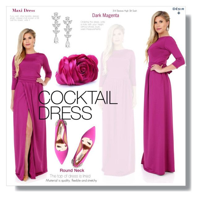 DesirVale   Polyvore   Bridesmaid dresses, Dresses, Formal ...