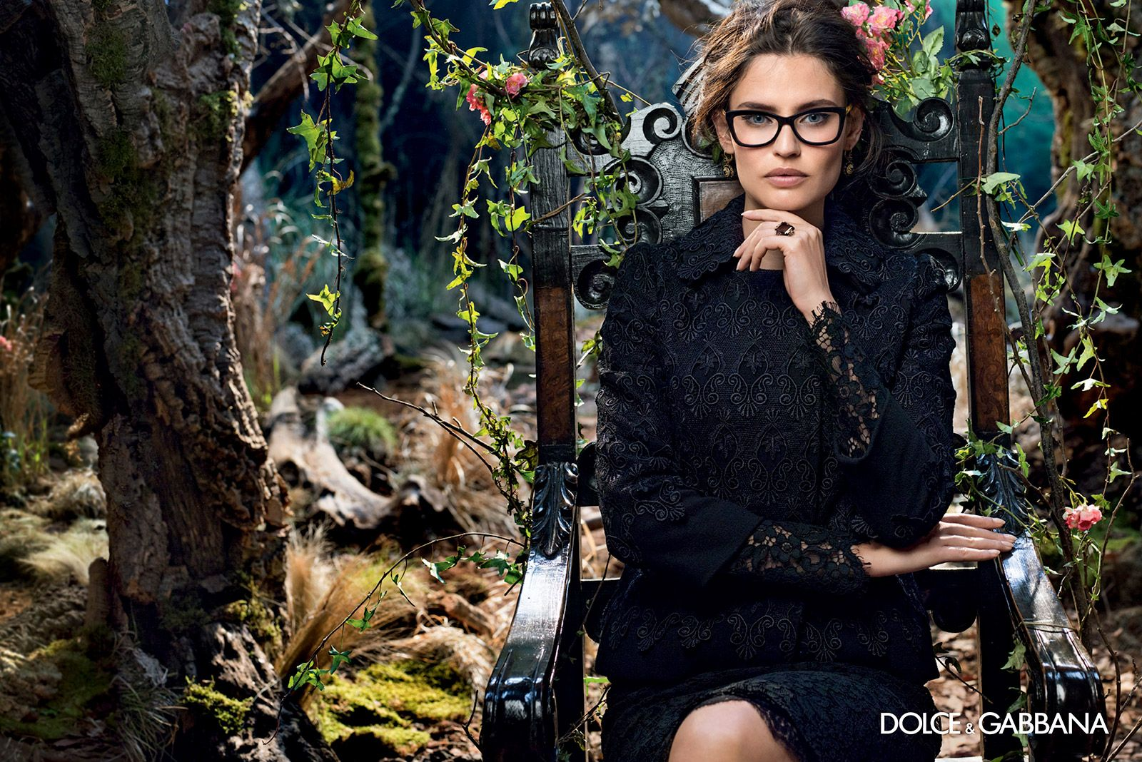 5722777a4061e Winter 2015 Eyewear Advertising Campaign shot by Domenico Dolce   dolcegabbana  dgeyewear www.dolcegabbana.com eyewear sunglasses