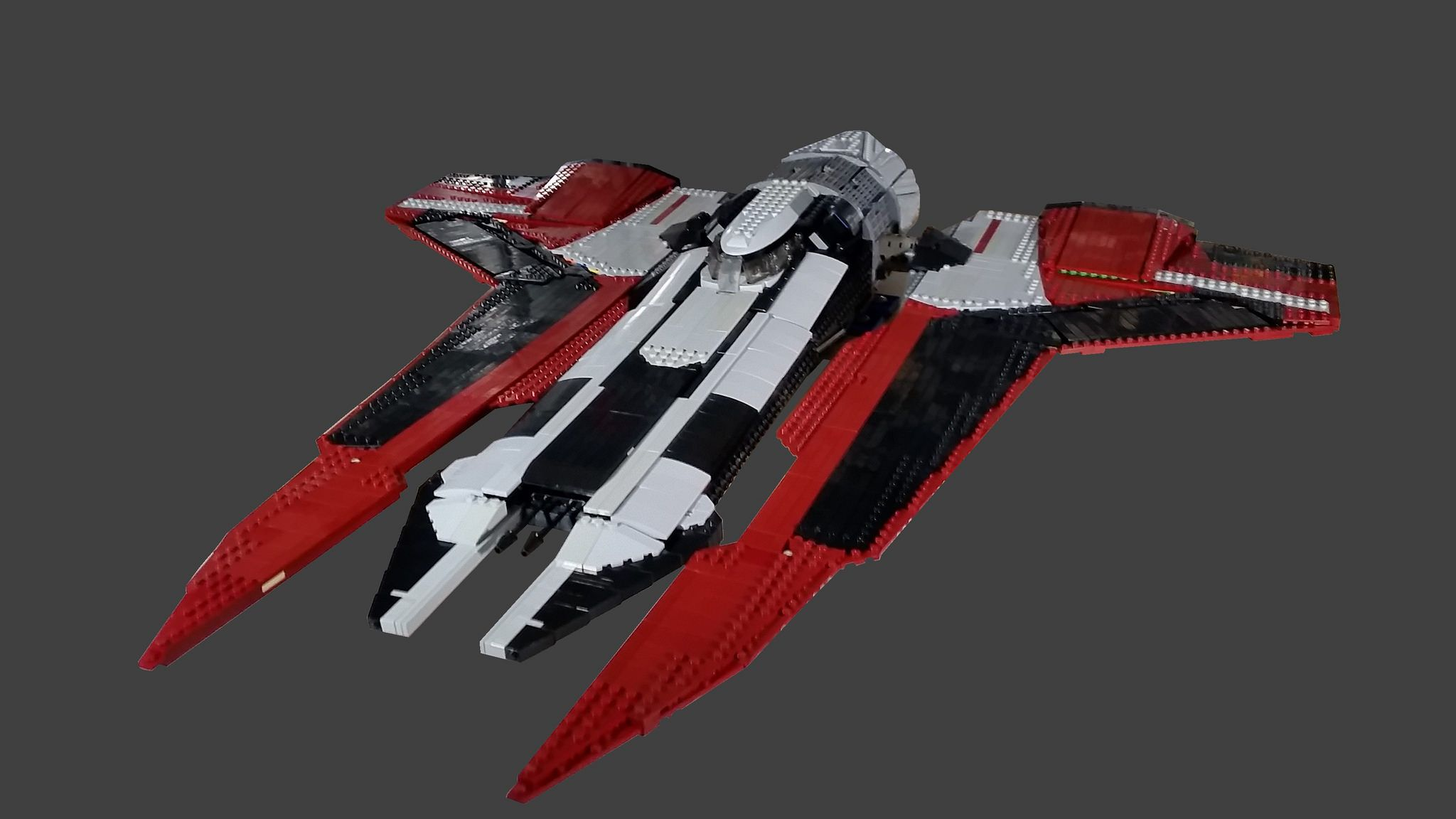 Gauntlet Fighter 2 Lego Lego Spaceship Lego Star Wars Lego Ship