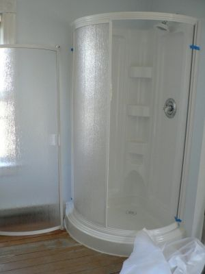 Corner Shower Stall Door Assembly Shower Stall Corner Shower