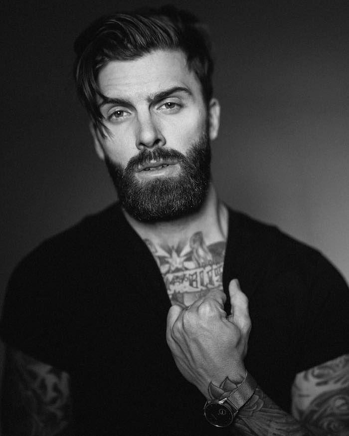 barbe longue des centim tres et des sentiments barbes hipster barbes et barbe longue. Black Bedroom Furniture Sets. Home Design Ideas
