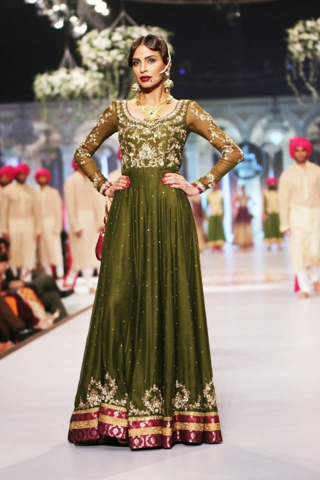 fd2f8d3355 Pakistan's most anticipated bridal show, Pantene Bridal Couture Week (PBCW)  organized by HUM TV Network Ltd.