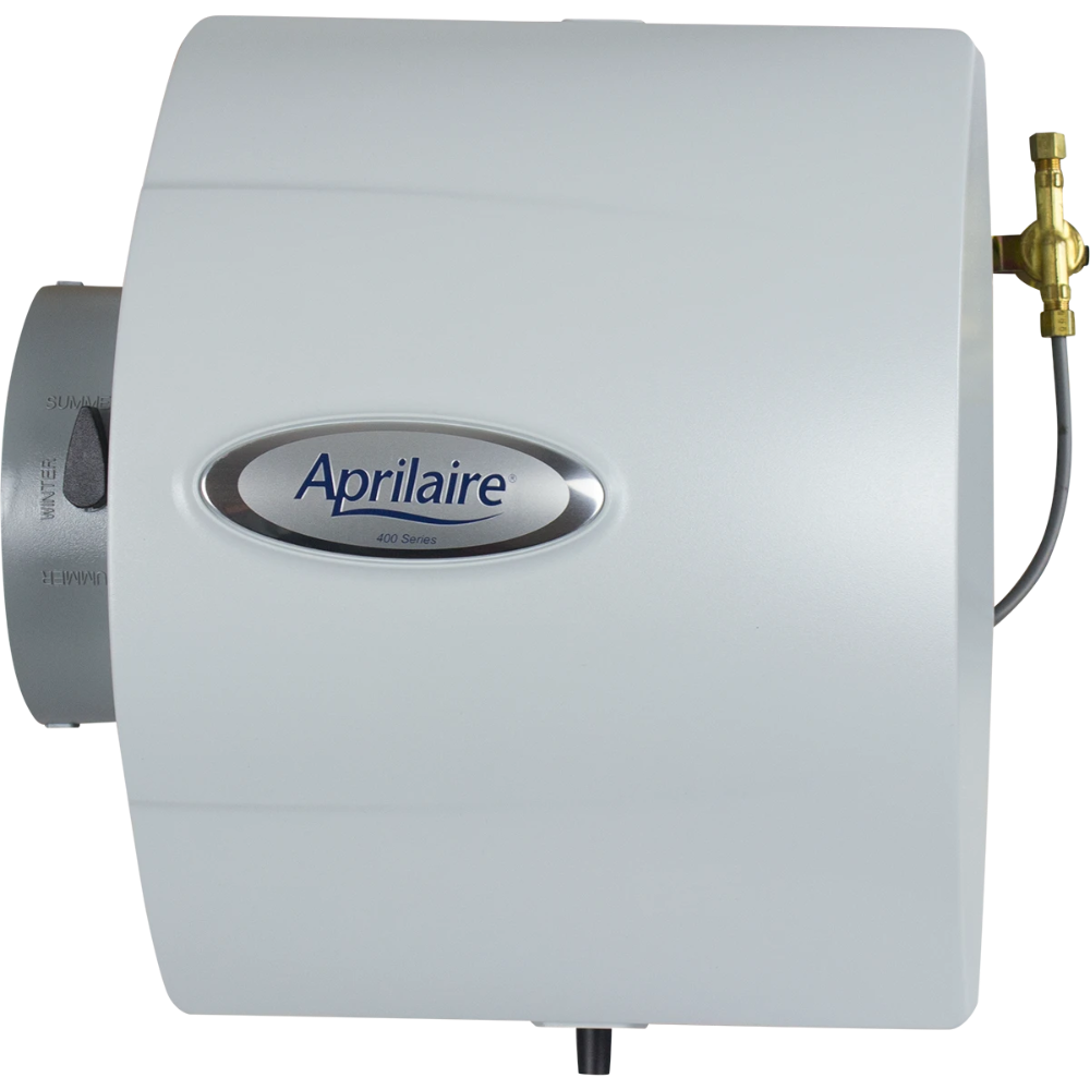 Aprilaire Model 400 Drainless Whole House Humidifiers in
