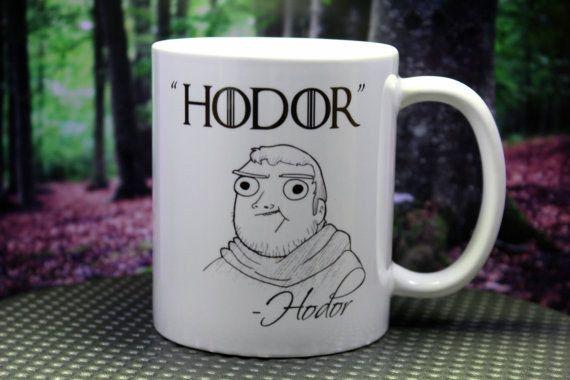 Esta taza con nuestro personaje favorito: | 23 Cosas que todos los fans de Game of Thrones querrán comprar