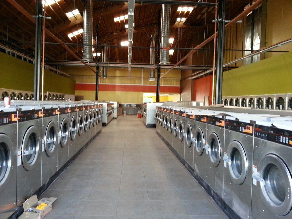 15 Awesome Laundromats Laundry Shop Laundromat Business Laundromat