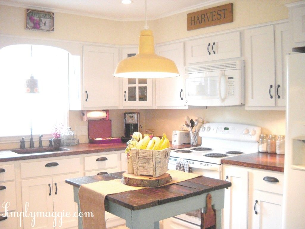 country kitchen white cabinets wide plank butcher block counter tops restored island country kitchen with b70 country
