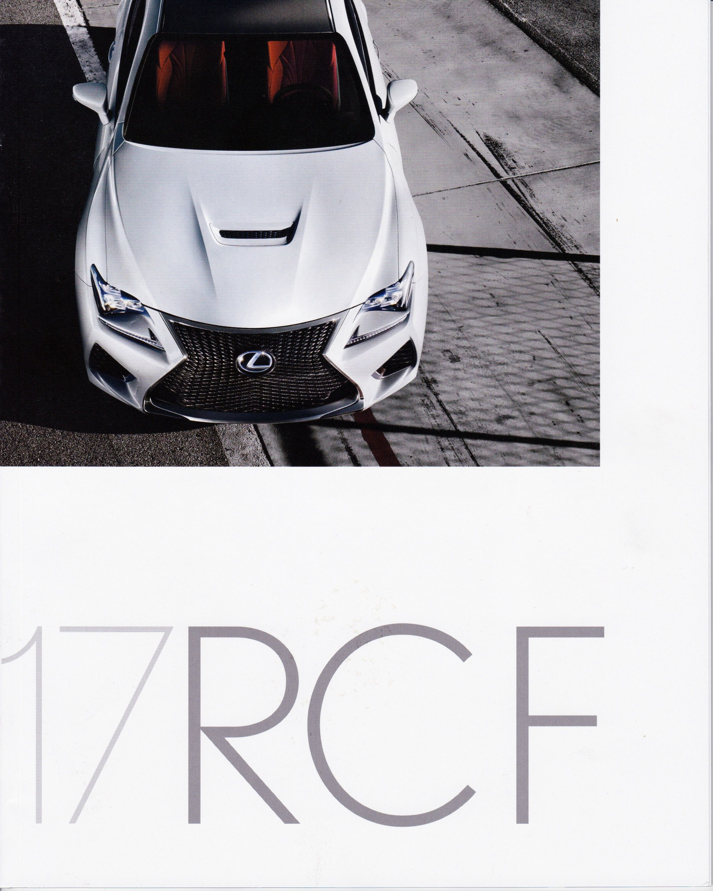 2017 Lexus RC F Lexus car cars LFA Automotive