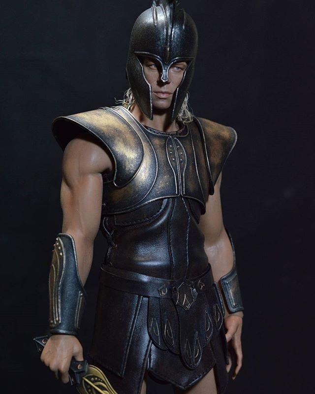 Warriors Legends Of Troy Part 1: Sculpt By @vimkerk #onesixthfigure #onesixthscale