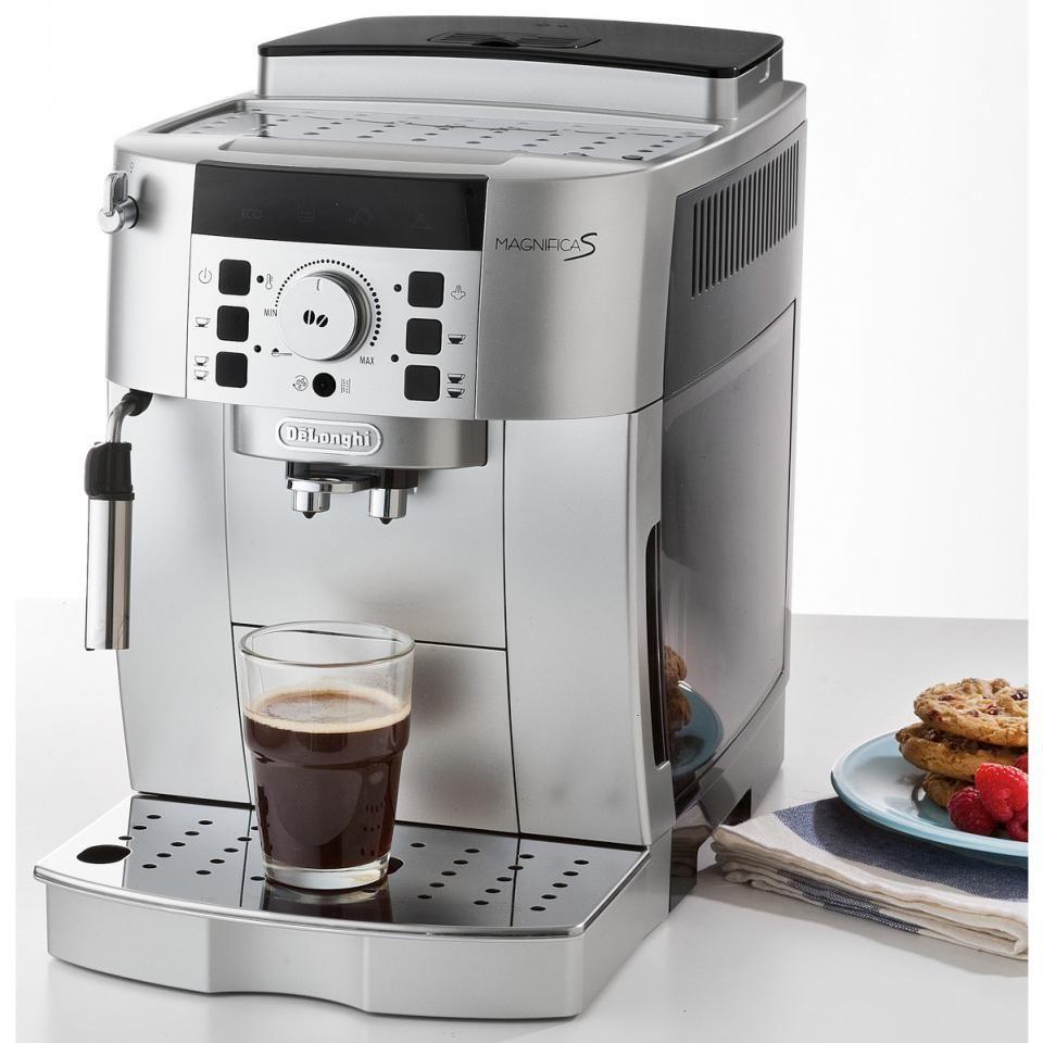 Delonghi Magnifica Espressoautomaat Ecam22 110 Sb Automatic Coffee Machine Coffee Machine Delonghi