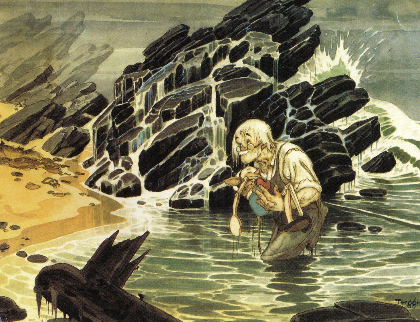 Gustaf Tenggren - Blog - Fairy Tale - Illustration - Tuesday