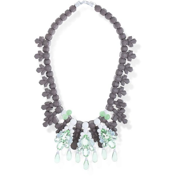 Ek Thongprasert En L'Air Necklace ($800) found on Polyvore