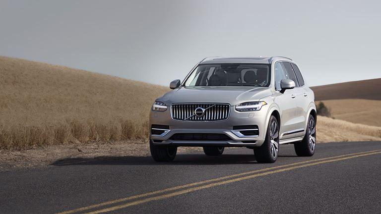 2020 Volvo Xc90 Luxury Suv Volvo Car Usa Volvo Xc90 Volvo Volvo Cars