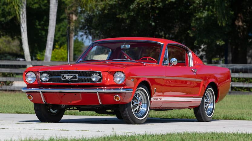 1965 Ford Mustang Gt Fastback T150 Kissimmee 2020 Mustang Gt