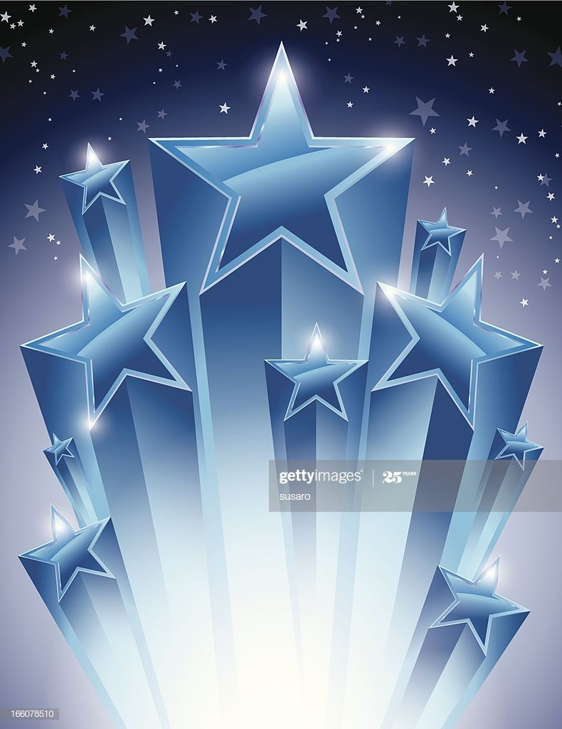 Glowing Stars Burst In Blue Color Star Wallpaper Star Background Wallpaper Backgrounds