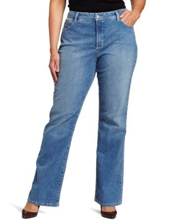 3a487913fbd27 NYDJ Women s Plus-Size Barbara Modern Bootcut Jeans at Amazon Women s  Clothing store  Barbara Modern Boot Cut Jeans