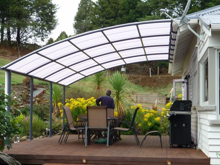 Canopy & Shade Sails Verandah Curtains and other outdoor canvas covers ...