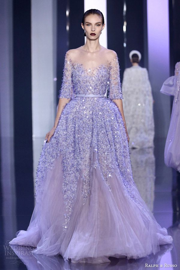Ralph Russo Fall Winter 2014 2015 Haute Couture Collection