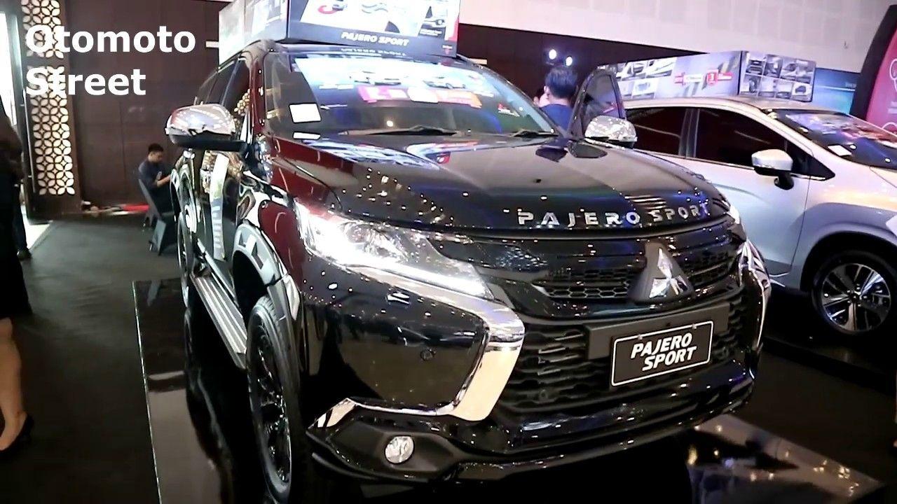 Mitsubishi Dakar 2020 Spesification In 2020 Mitsubishi Pajero Sport Mitsubishi Pajero Mitsubishi