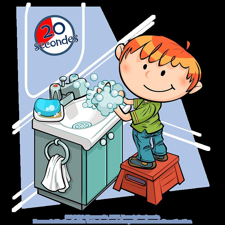 R sultats de recherche d 39 images pour lavage des mains - Coloriage lavage des mains ...