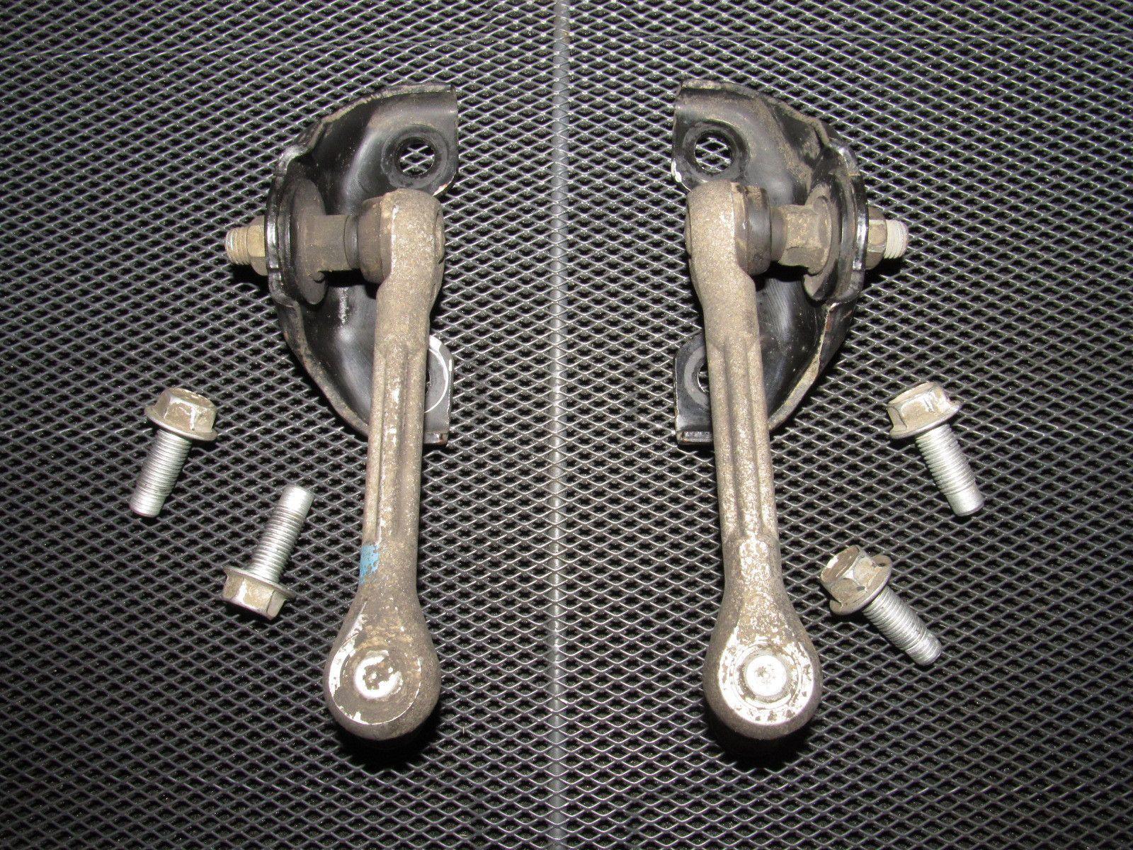Infiniti G Sedan OEM Rear Stabilizer Bar Link Set - Throttle control motor relay g35