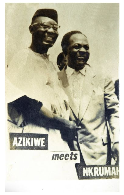 Image result for nkrumah at lincoln university