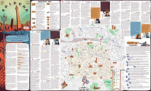 Download Bologna City Map City Maps USE IT Pinterest
