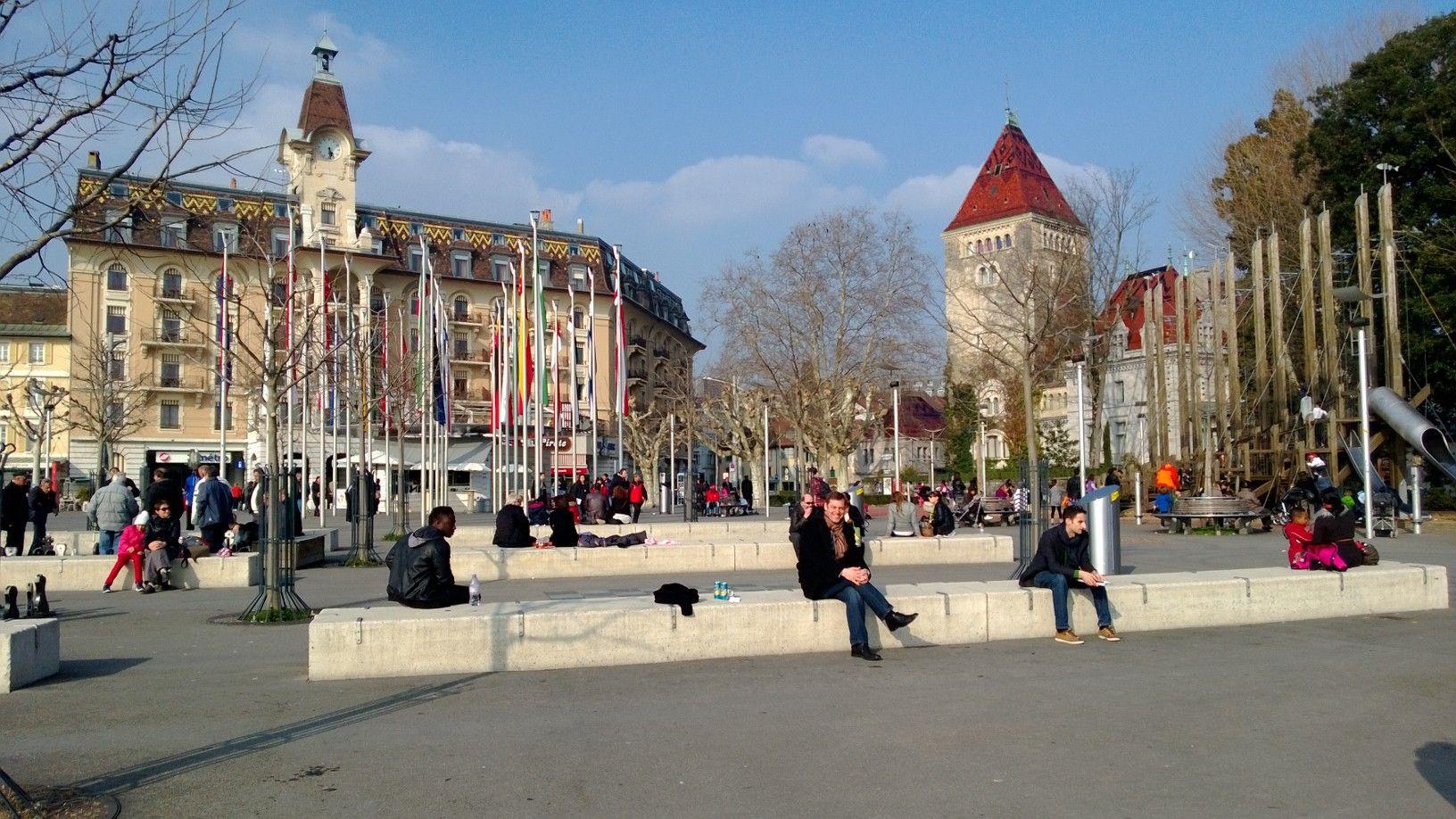 Lausanne Imd On Yksi Mifin Business School Partnereista Kuvia