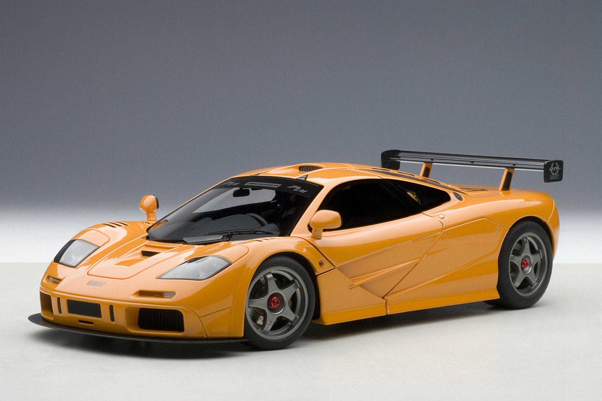 Mclaren F1 Lm Edition 1 18 Scale Diecast Model Car Diecast Model Cars Car Model Mclaren F1 Lm