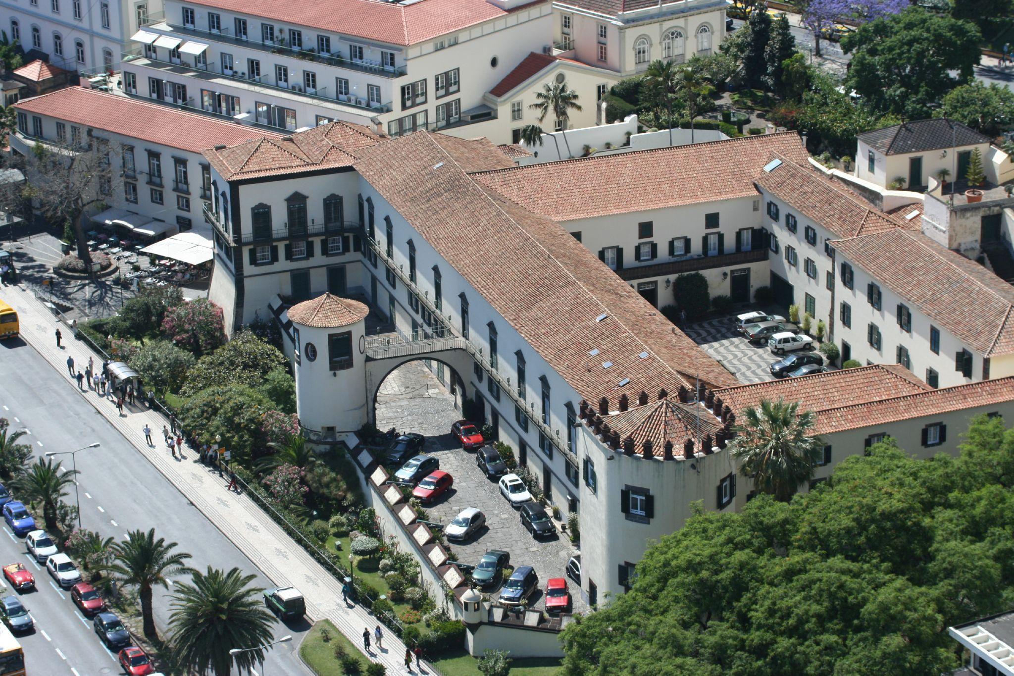 Palacio de Sao Lourenco Funchal Casas senhoriais
