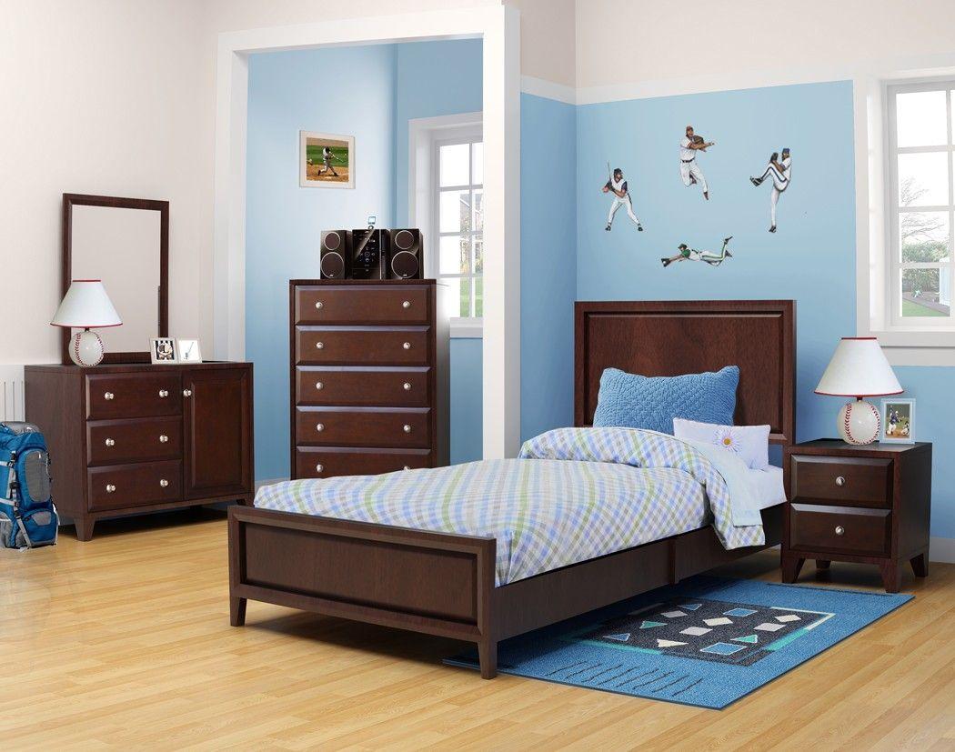 Leo Bedroom In A Box W/ Chest BEDROOMS Box bedroom
