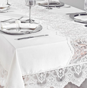 Pin On Lace Table Covers Tablecloths