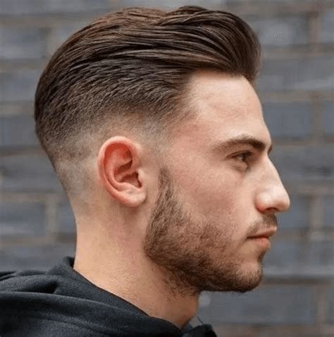 Herren Frisur New Crop Herrenfrisuren Haarschnitt Haarschnitt Manner